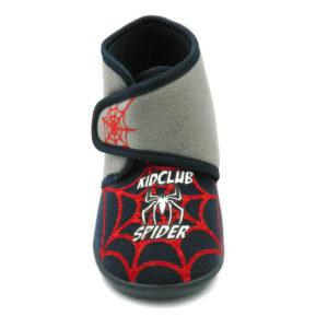 Παντοφλάκι αγορίστικο FΑΜΕ 42/110 Spiderman Μπλε