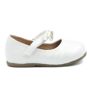 Μπαλαρίνα Μ7100 Λευκή