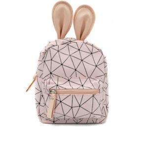 Παιδική τσάντα πλάτης Β007 Ροζ