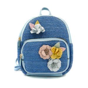 Παιδική τσάντα πλάτης Β005 Μπλε