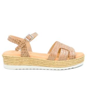 Oh! My Sandals Πέδιλο 4918 Ταμπά