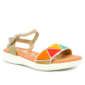 Oh! My Sandals Πέδιλο 4829 Πολύχρωμο