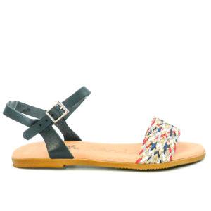 Oh! My Sandals  Πέδιλο 4908 Μπλε