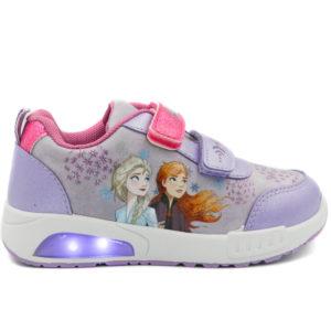 Disney Frozen 01298 Αθλητικό μωβ με Φωτάκια